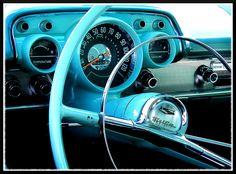 '57 Chevy Dash