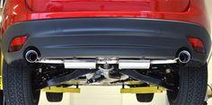 Mazda CX5 Upgraded Exhaust | CX-5 Exhaust Axle-Back