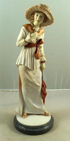 Royal Doulton Art Deco Classiques Lady Figurine Figure Vanessa CL3989   eBay