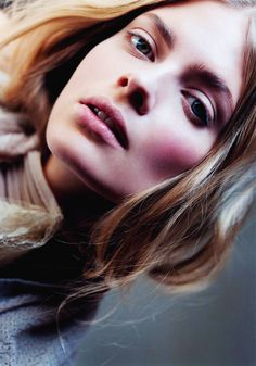 """Julia Stegner / Vogue Giappone Feb 2007 """"The Silent Spring"""" di Carter Smith"""