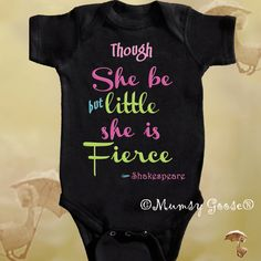 Funny Girl Onesie Famous Quote Onesie Newborn by MumsyGoose