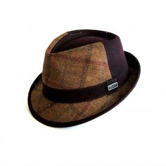 Complete your Wardrobe Look with Jeffrey - Hay Hats Trilby Hat, Fedora Hats, Charlie Brown, Stylish, Fashion, Moda, Fashion Styles, Fashion Illustrations