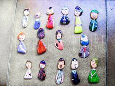 DIY: Juegos con piedras pintadas