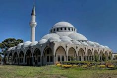 The Sunshine Mosque in Australia.