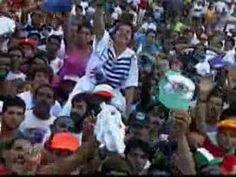 Willy Chirino canta en Panamá a balseros 1994 - Parte II