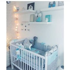✩ Check out this list of creative present ideas for beard lovers Baby Room Colors, Baby Boy Room Decor, Baby Room Design, Baby Bedroom, Baby Boy Rooms, Baby Boy Nurseries, Baby Cribs, Kids Bedroom, Nursery Room