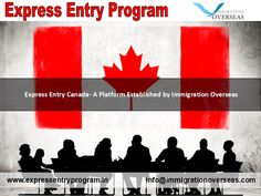Immigration to Canada by Express Entry Program... Golden Opportunity for ‎Canada‬ ‎Immigration‬ 2015 by Express entry program. More info please contact us @ +91 11 4344 5000 and Email us:- info@immigrationoverseas.com #canada #immigration #expressentry #canadaimmigration