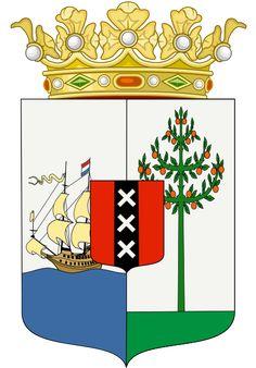 Coat of arms of Curaçao - Curaçao - Wikipedia, the free encyclopedia