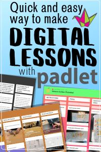 Remote Learning Using Padlet to Teach Digital Lessons - Teach Every Day