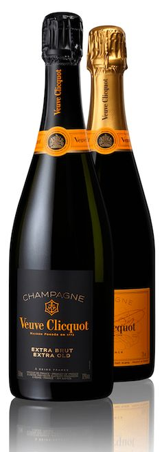 Veuve Clicquot launches Extra Brut Extra Old