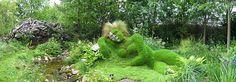 Chelsea Flower Show .. The Wild Garden   Wildlife Gardening