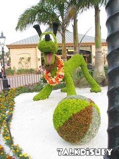 Epcot International Flower & Garden Festival - EPCOT Walt Disney World