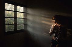 Light from the Window #photography #portrait #light #window