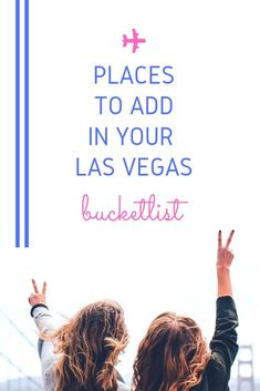 The opportunities for fun are endless in Las Vegas. Find out about all the best places in Vegas for your vacation! Las Vegas Tours, The Good Place, Ads, Vacation, Places, Vacations, Holidays Music, Lugares, Holidays