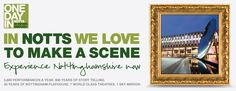 Experience nottinghamshire - Thumbnail for Inspiration