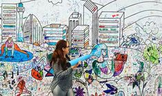 Art attack 😜 Lily Pulitzer, Art, Lilly Pulitzer