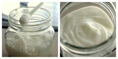 Whipped coconut oil. 4 ingredients. Super easy. Ultra decadent. Great moisturizer for dry skin and incredibly nourishing.
