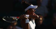 Wimbledon 2017: Heather Watson beats Anastasija Sevastova ... Heather Watson matches her best Wimbledon run with a stunning second-round win over Latvia's 18th seed Anastasija Sevastova.  bbc.co.uk... Via Excelle Sports: Tennis: Azarenka, Cibulkova, Watson advance to the third round of Wimbledon: >http://ow.ly/xDs630dm73R
