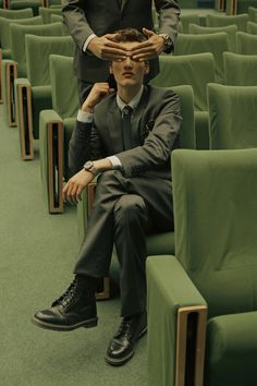 "manniskorarkonstiga: "" Swann photographed by Fanny Latour Lambert and styled by Simon Pylyser for Boycott Magazine """