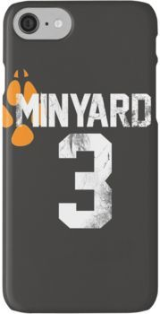 andrew minyard jersey iPhone 7 Cases