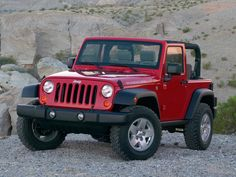Jeep Wrangler Rubicon - Front Angle, 2007, 1280x960, 7 of 31