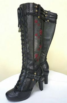 If only these could mysteriously show up in my closet...lol.
