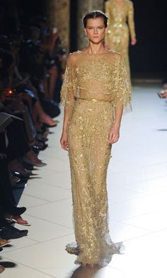 Elie Saab Haute Couture Spring 2013 | Elie Saab 2012-2013 Haute Couture Collection 44