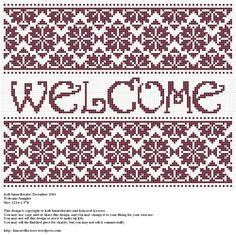 Welcome Sampler « Kincavel Krosses