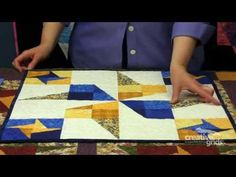 ▶ Lazy Girl Designs Lazy Angle Ruler at KayeWood.com - YouTube