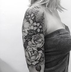 half sleeve arm tattoo flower – tattoos for women half sleeve Unique Half Sleeve Tattoos, Half Sleeve Tattoos Designs, Arm Sleeve Tattoos, Tattoo Designs, Tattoo Ideas, Sleeve Tattoos For Women, Tattoo Women, Cute Tattoos, Flower Tattoos