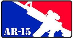 Major League Soldier | 25-MAJOR-LEAGUE-AR-15-Sticker-USA-Military-Soldier-223-Rifle-5-56mm ...