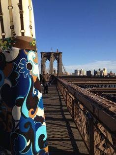 R&R in Brooklyn Bridge.