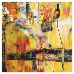 Gerhard Richter Painting, Florence Art, Z Arts, European Paintings, Beach Art, Pictures To Draw, Mixed Media Art, Art Boards, Painting & Drawing