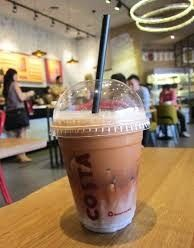 Coffee mocha cooler #COSTA