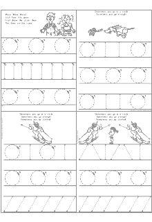 tracing on pinterest worksheets handwriting and preschool printables. Black Bedroom Furniture Sets. Home Design Ideas