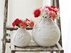 Pysseltips – fixa en snygg och lekfull struktur på gamla vaser med detta enkla knep