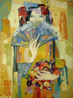 Maia Ramishvili - Georgian artist