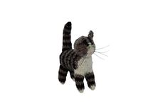 猫のあみぐるみ10 | ihanaa−北欧とバルト三国の毛糸と 雑貨のセレクトショップ