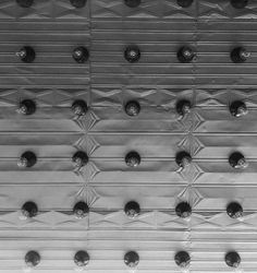 Ceiling detail - Elizabeth Picture Theatre - Brisbane- TWOFOLD STUDIO with James Davidson Architects