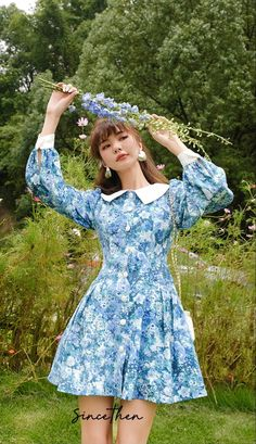 Since then dress #bohointernal Romantic Outfit, Fashion Beauty, Poses, Boho, Future, My Style, Clothing, Sleeves, Fabric