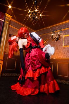 red valentine seiyuu event