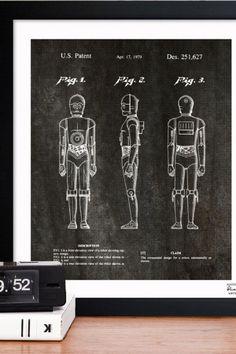 """Oliver Gal """"Robot 1979"""" Framed Art Print on HauteLook"""