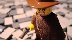 Lego Movie Scenes - The Good, the Bad and the Ugly