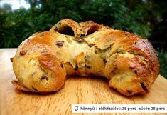 Cesnakové croissanty so semienkami Pizza Recipes, Bread Recipes, Vegetarian Recipes, Snack Recipes, Diet Recipes, Healthy Recipes, Snacks, Slovakian Food, Czech Recipes