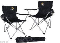 Outdoor-Folding-Chair-Camping-Fishing-Seat-Hiking-Beach-Portable-Furniture-x2