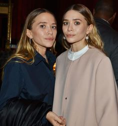 MARY-KATE + ASHLEY | NAVY + PINK