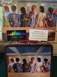 Pink Floyd Back Catalogue, Pink Floyd Merchandise, Lunch Box, Music, Musica, Musik, Bento Box, Muziek, Music Activities