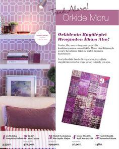 My Style My House- Evmanya dergi incelemesi - Parlak Orkide