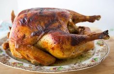 Don't fool around with those messy wet brines this year! Dry Brine your turkey for amazing taste, crispy skin and a picture perfect bird.