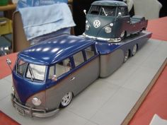 Customized street machine bug n bug #VW #Bus